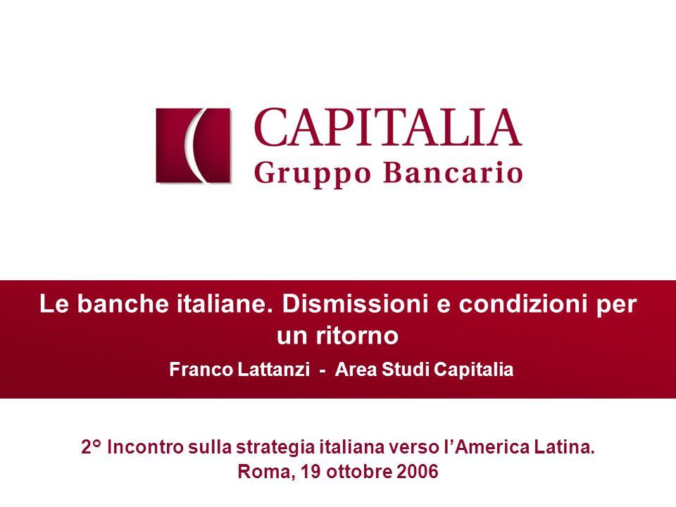 2° Incontro sulla strategia italiana verso l'America Latina.