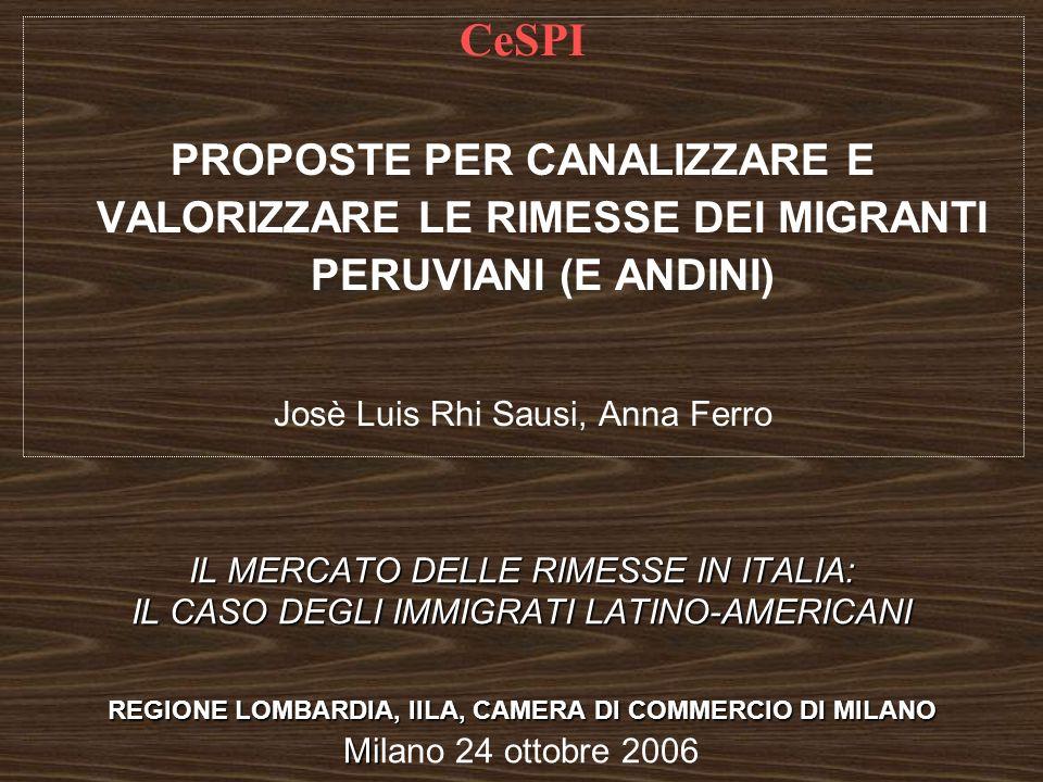 Josè Luis Rhi Sausi, Anna Ferro