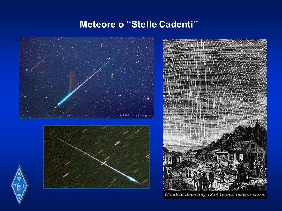 Meteore o Stelle Cadenti
