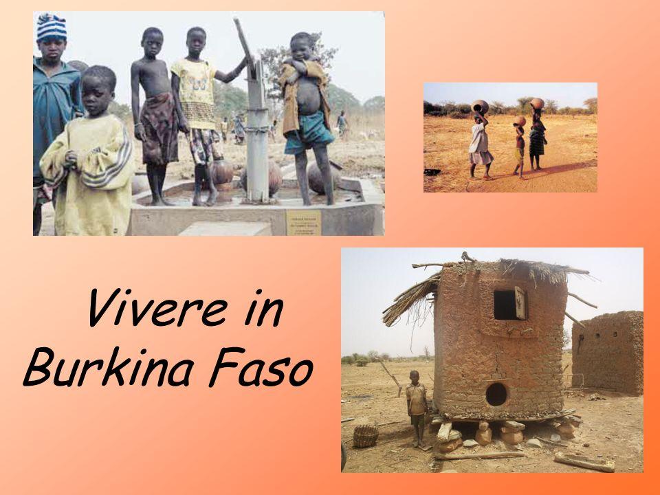 Vivere in Burkina Faso