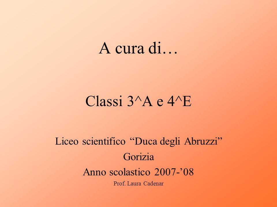 Liceo scientifico Duca degli Abruzzi