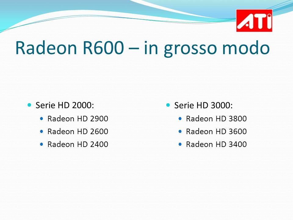 Radeon R600 – in grosso modo