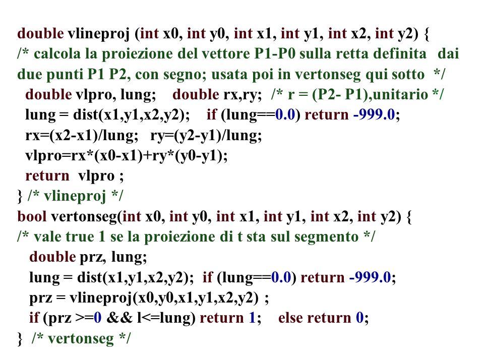 double vlineproj (int x0, int y0, int x1, int y1, int x2, int y2) {