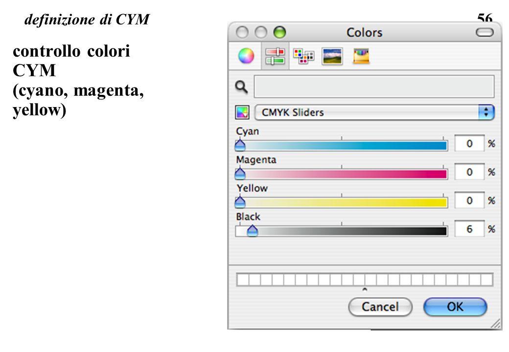 (cyano, magenta, yellow)