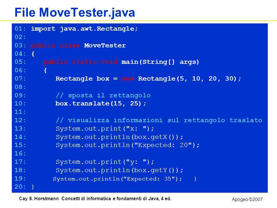 File MoveTester.javaMoveTester.java