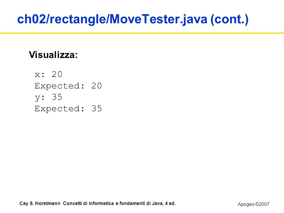 ch02/rectangle/MoveTester.java (cont.)