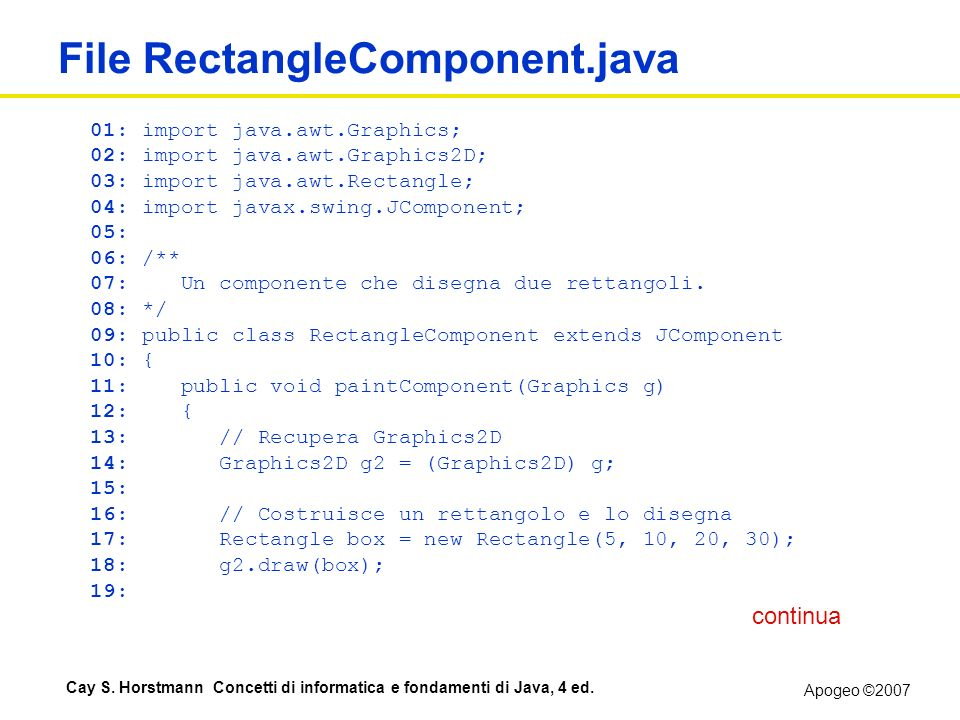 File RectangleComponent.java