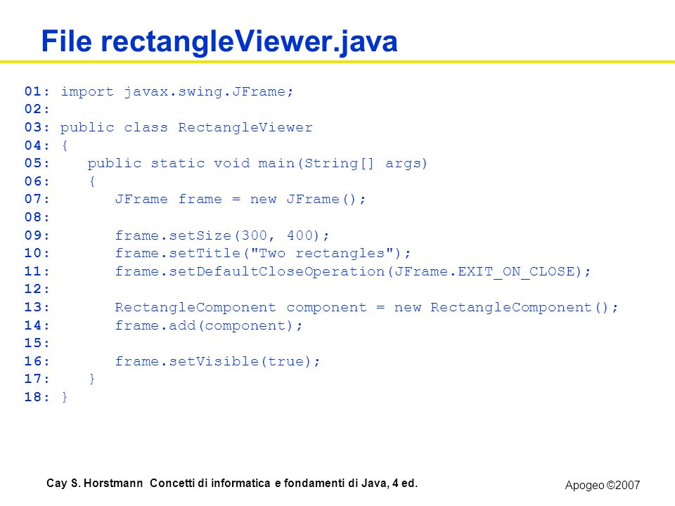 File rectangleViewer.java