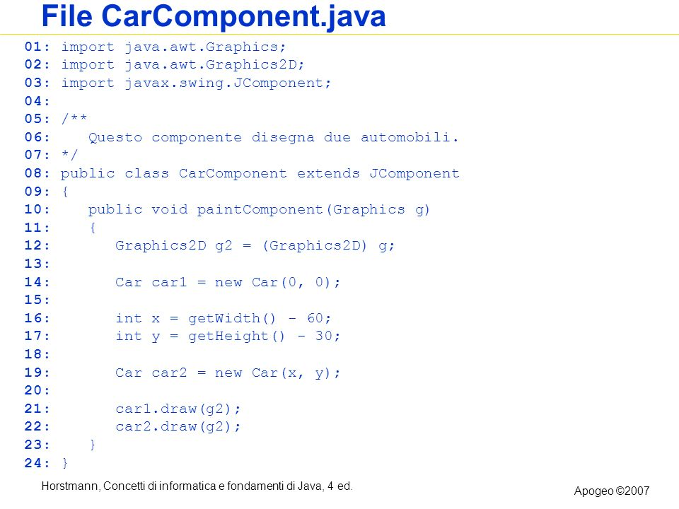 File CarComponent.java
