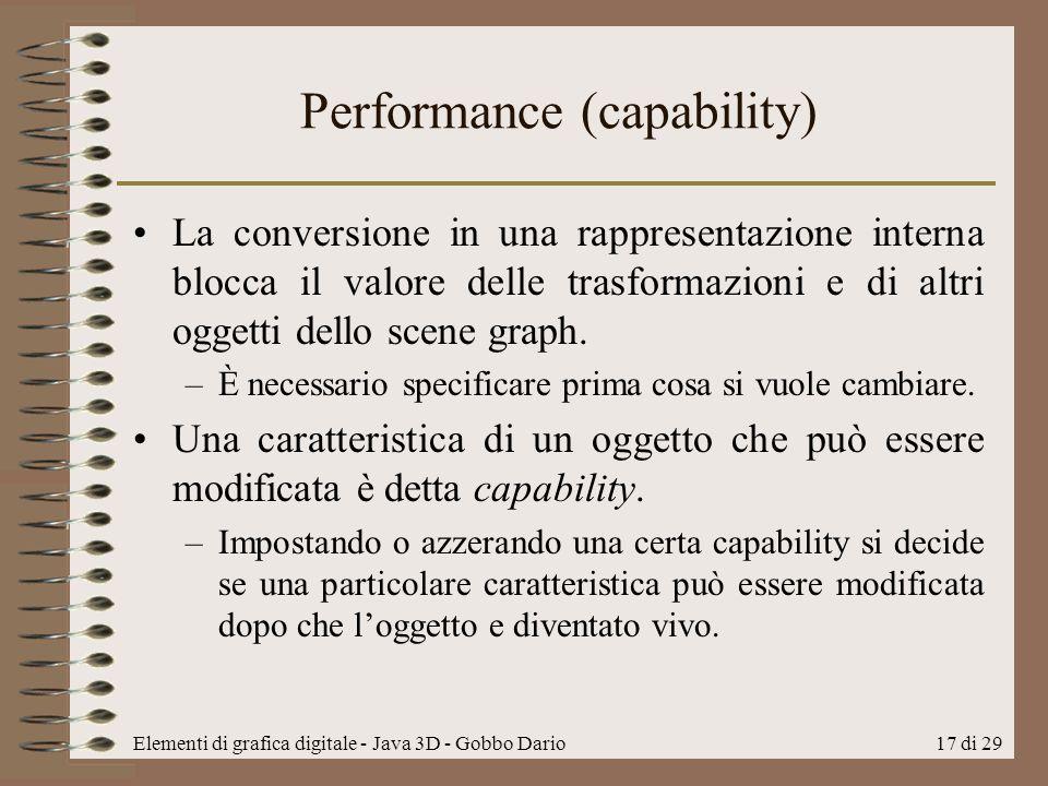 Performance (capability)