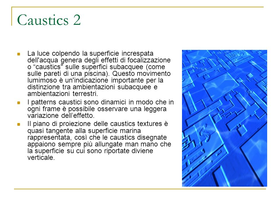 Caustics 2
