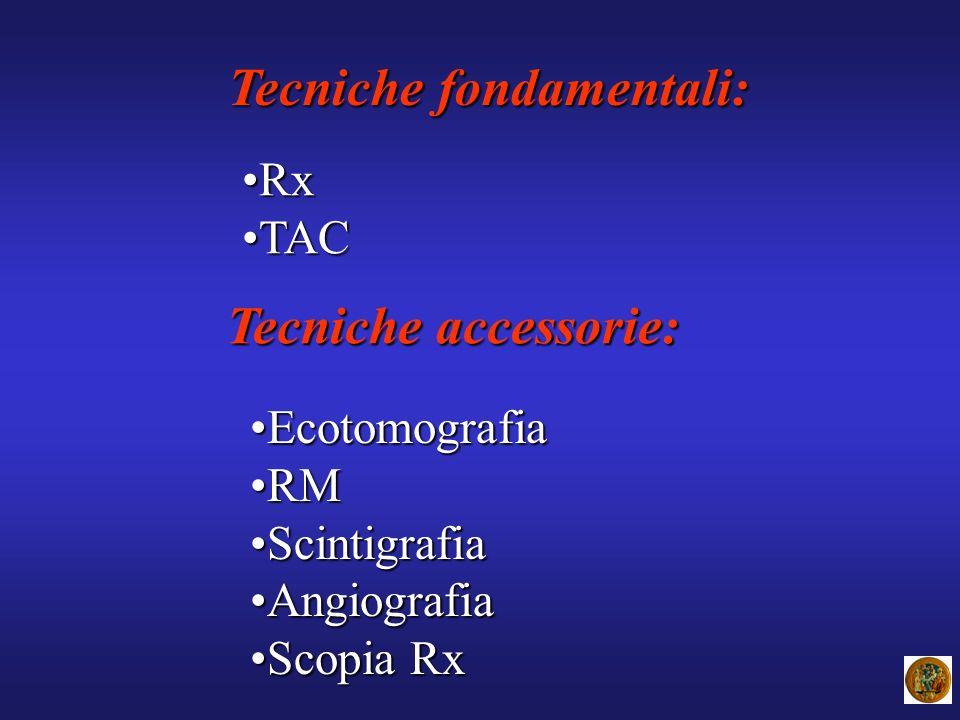 Tecniche fondamentali: