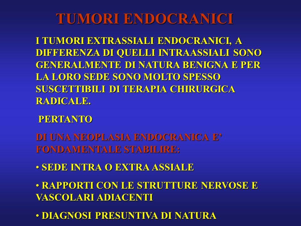 TUMORI ENDOCRANICI