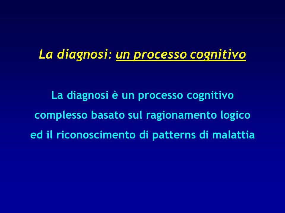 La diagnosi: un processo cognitivo