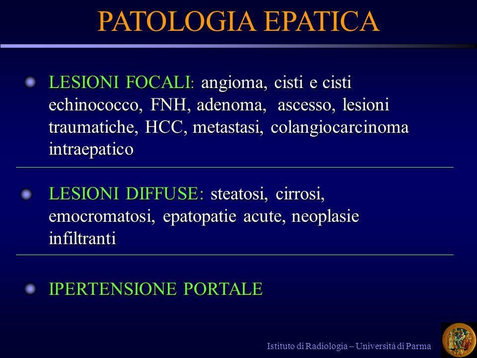 PATOLOGIA EPATICA