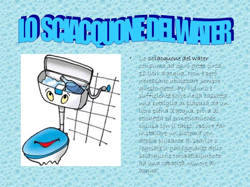 LO SCIACQUONE DEL WATER
