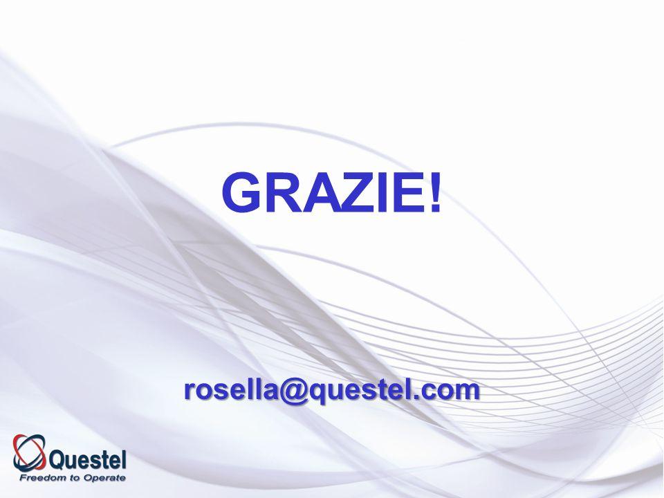GRAZIE! rosella@questel.com