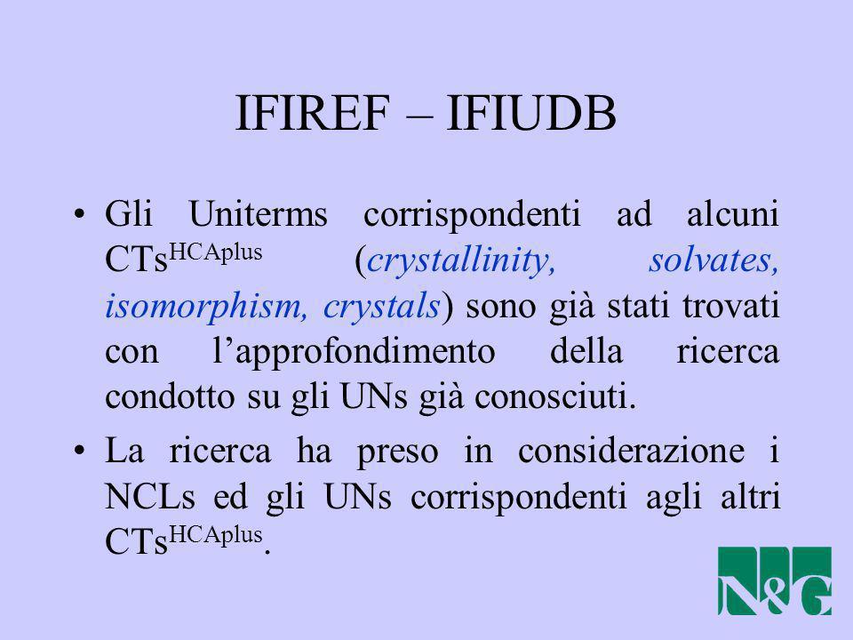 IFIREF – IFIUDB
