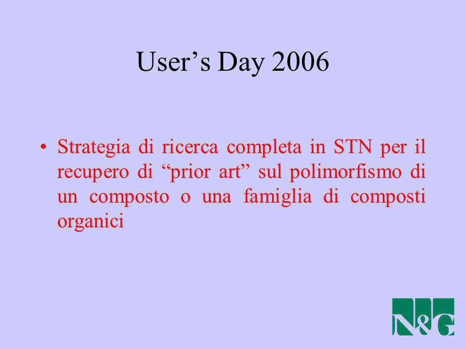 User's Day 2006