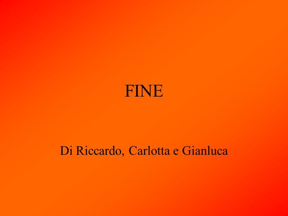 Di Riccardo, Carlotta e Gianluca