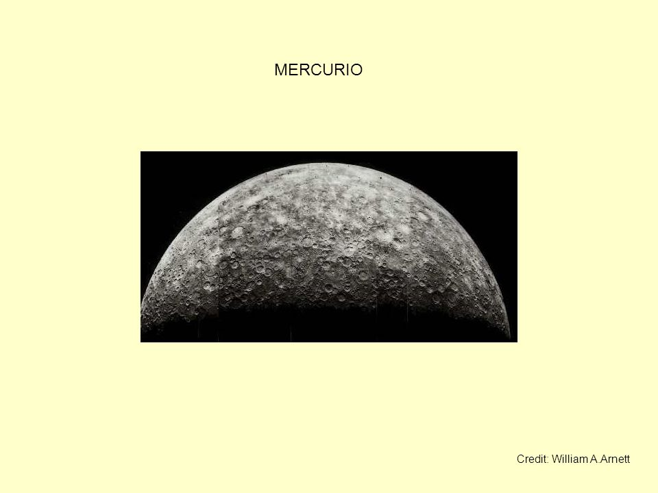 MERCURIO Credit: William A.Arnett