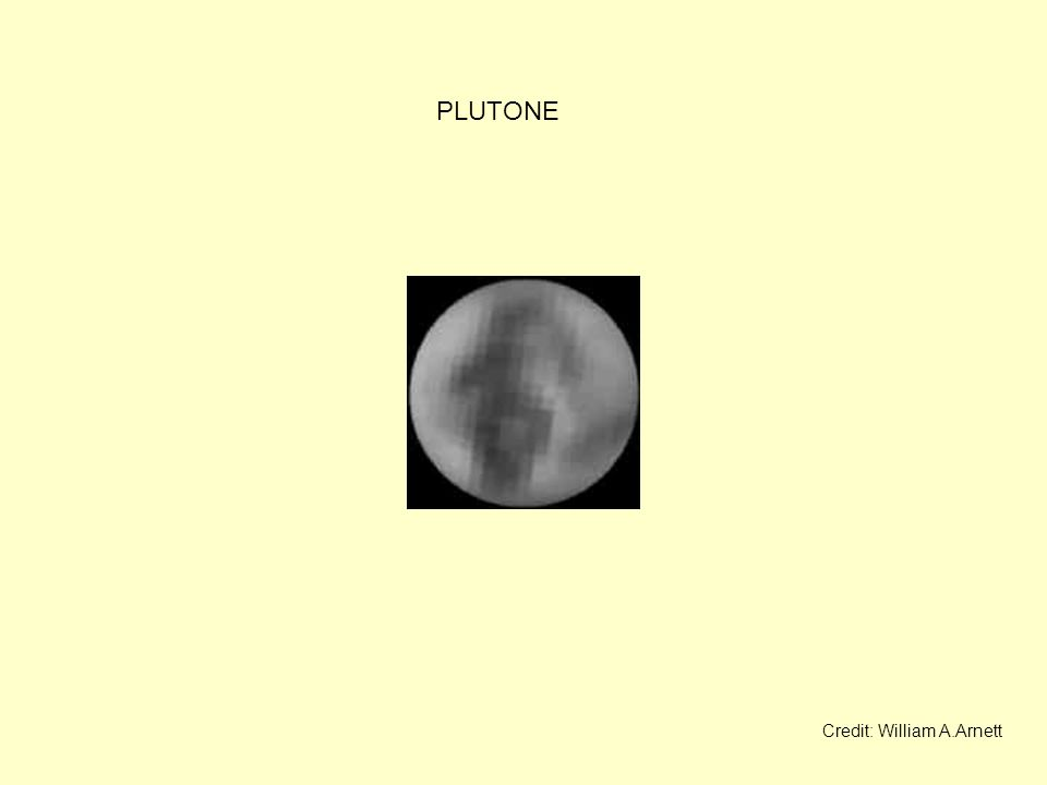 PLUTONE Credit: William A.Arnett