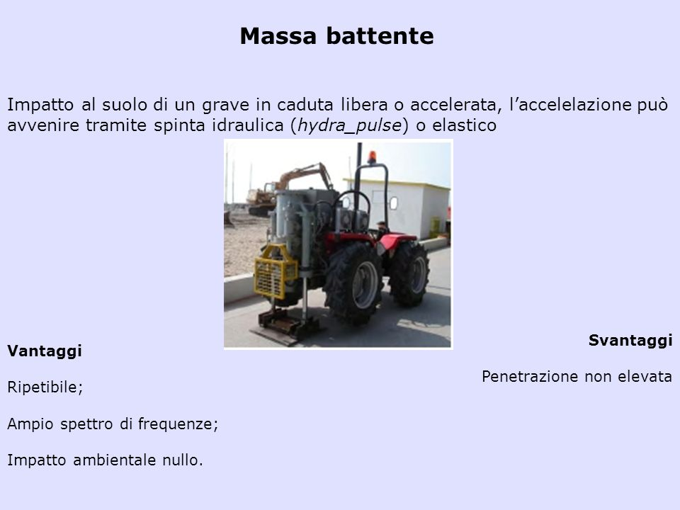 Massa battente