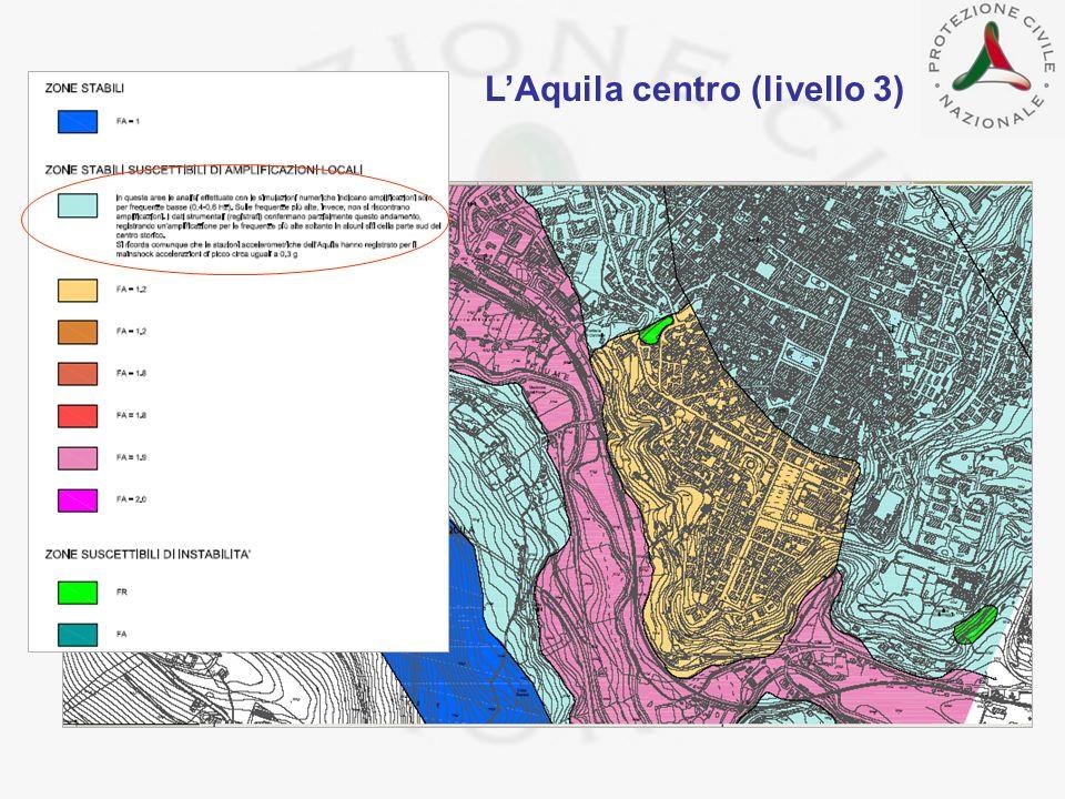 L'Aquila centro (livello 3)