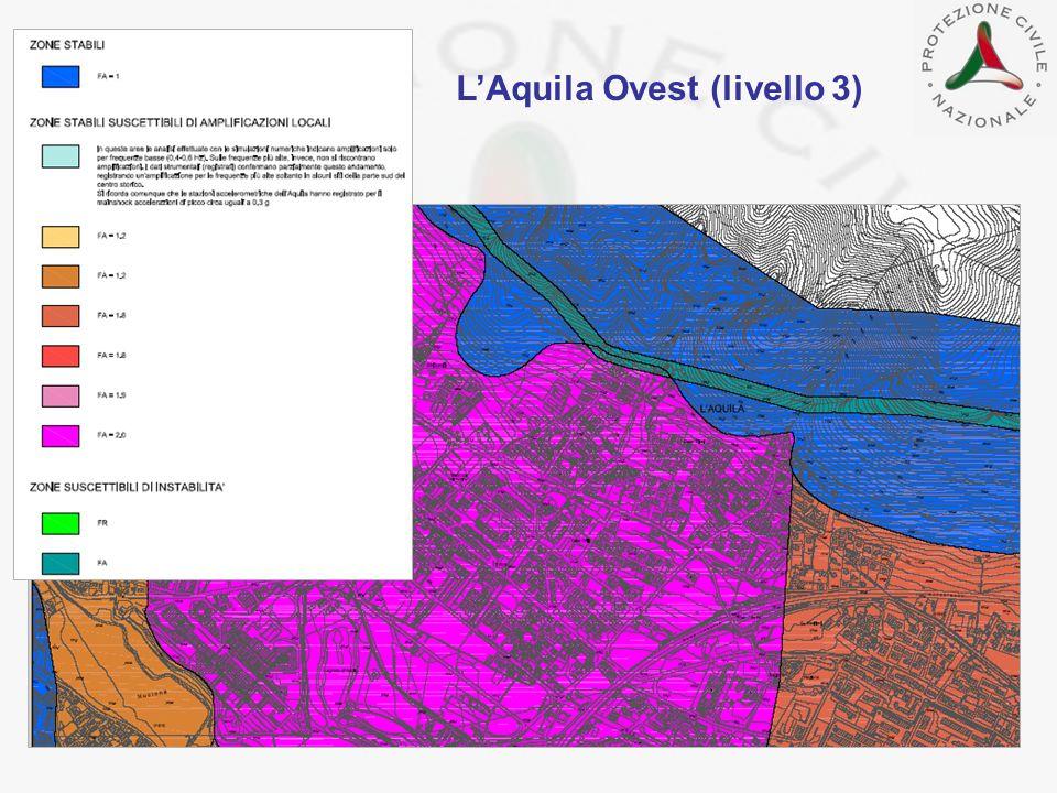 L'Aquila Ovest (livello 3)