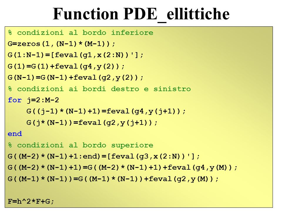 Function PDE_ellittiche