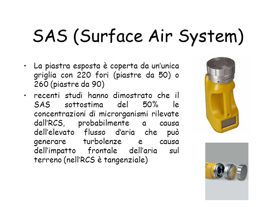 SAS (Surface Air System)