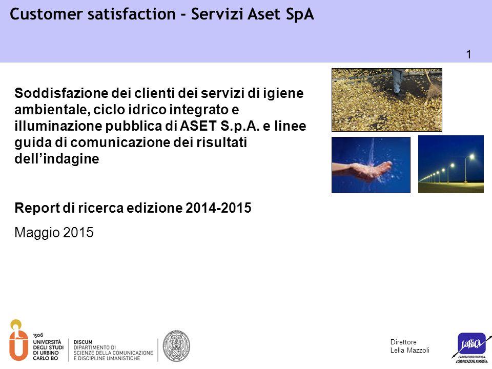 Report di ricerca edizione 2014-2015 Maggio 2015