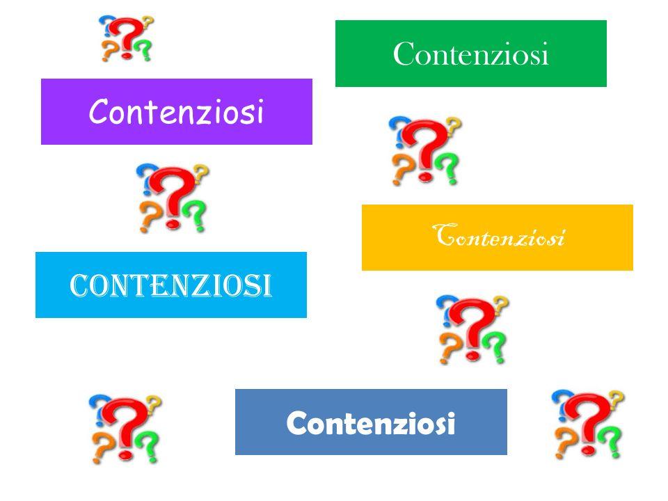 Contenziosi Contenziosi Contenziosi Contenziosi Contenziosi