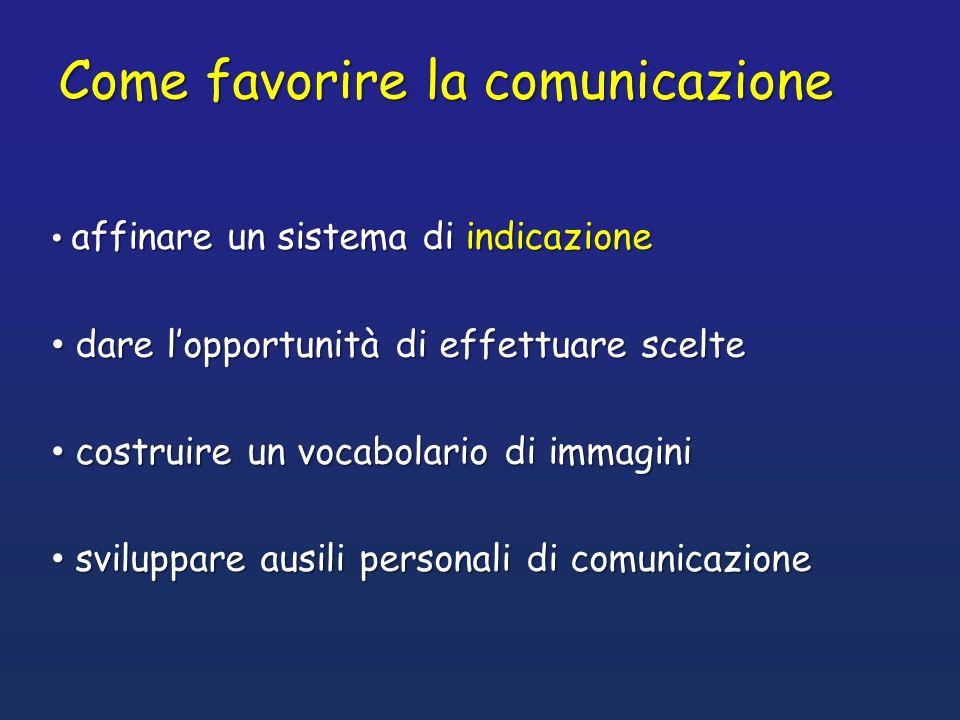 Come favorire la comunicazione