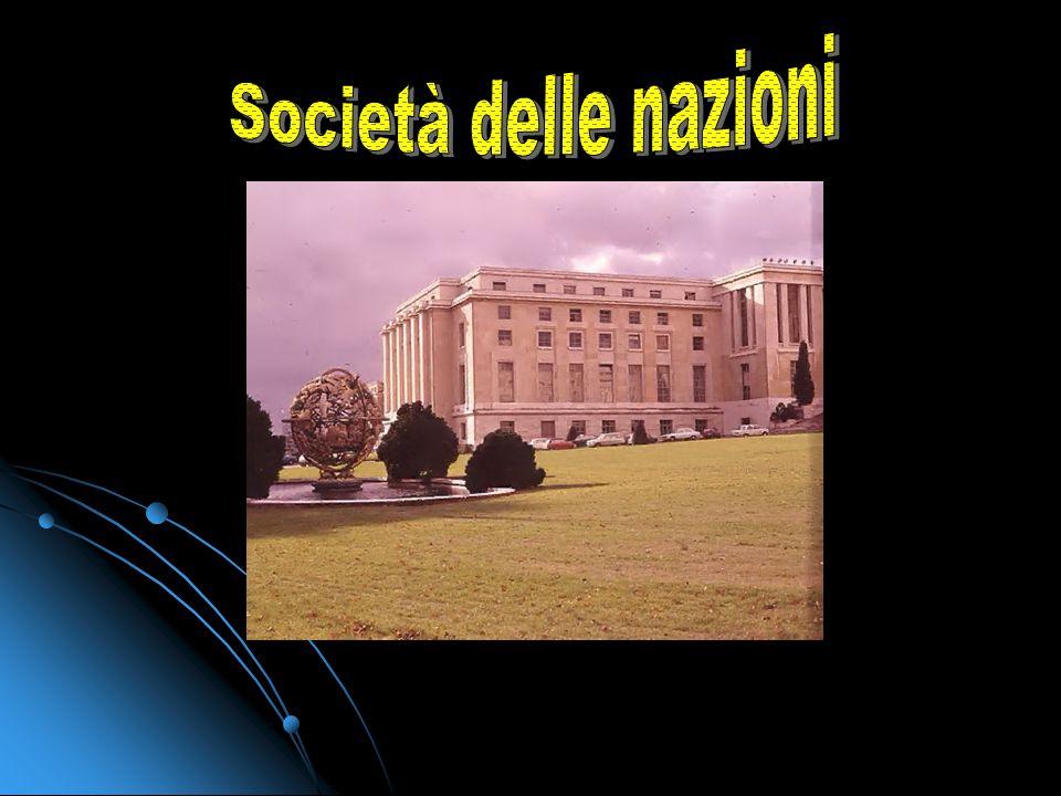 Società delle nazioni