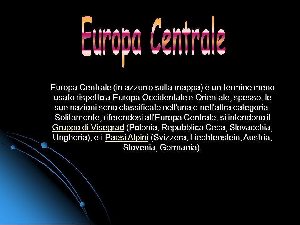 Europa Centrale