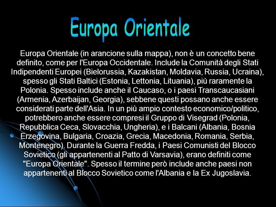 Europa Orientale