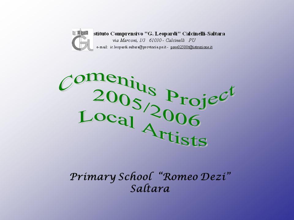 Primary School Romeo Dezi