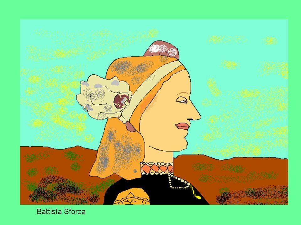 Battista Sforza