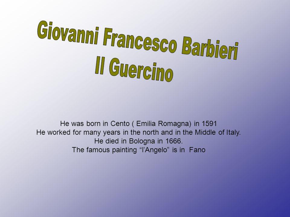 Giovanni Francesco Barbieri Il Guercino