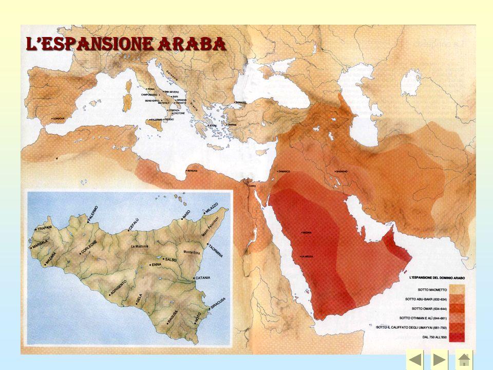 L'Espansione Araba