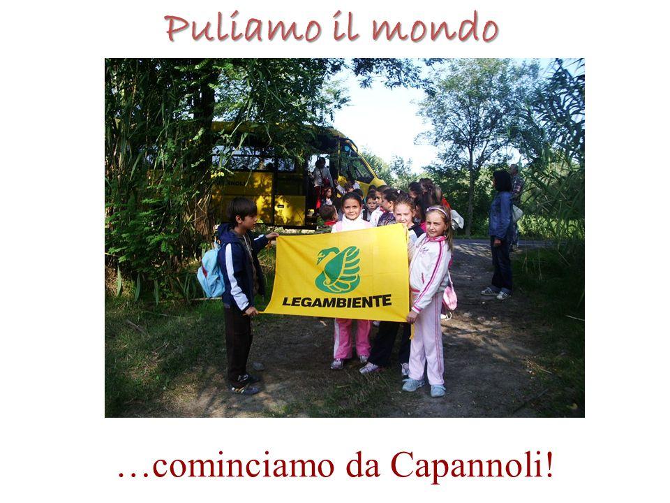 …cominciamo da Capannoli!