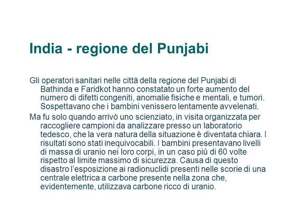 India - regione del Punjabi