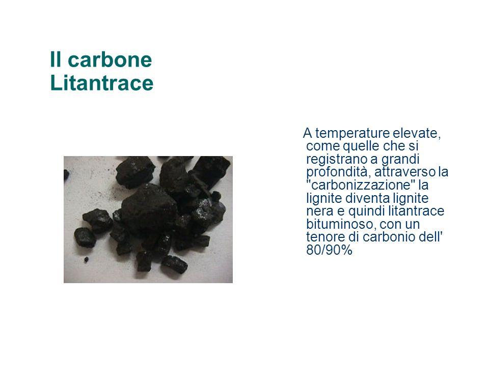 Il carbone Litantrace