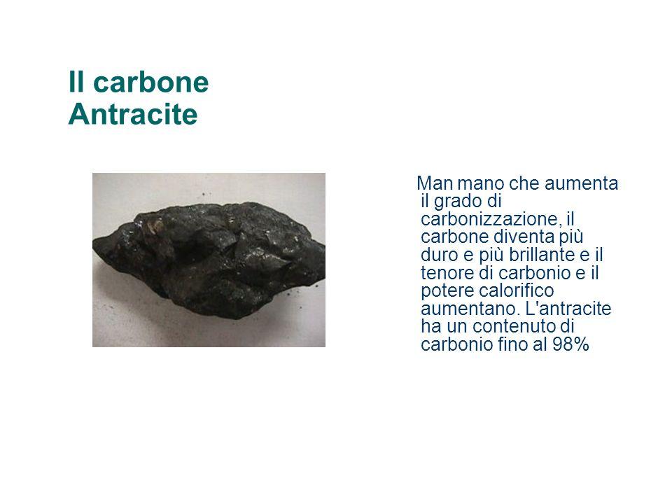 Il carbone Antracite