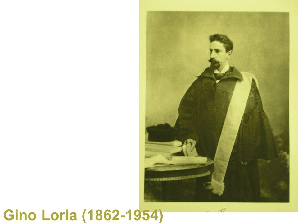 Gino Loria (1862-1954)
