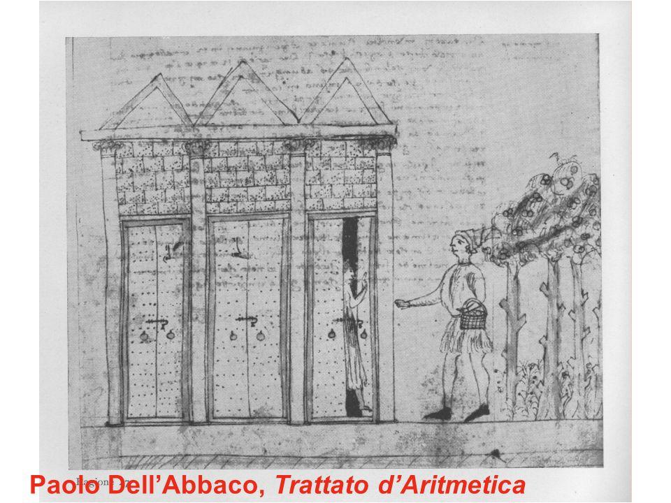 Paolo Dell'Abbaco, Trattato d'Aritmetica