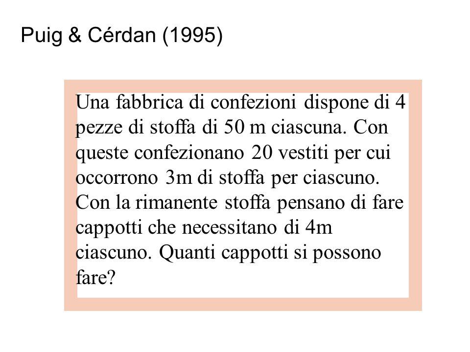 Puig & Cérdan (1995)