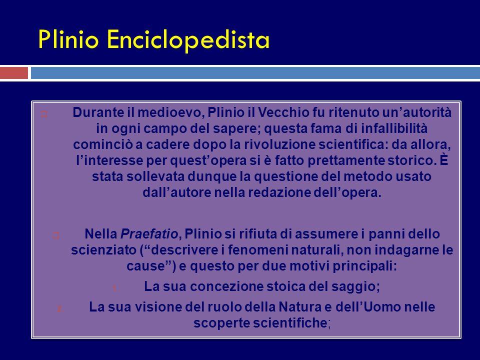 Plinio Enciclopedista