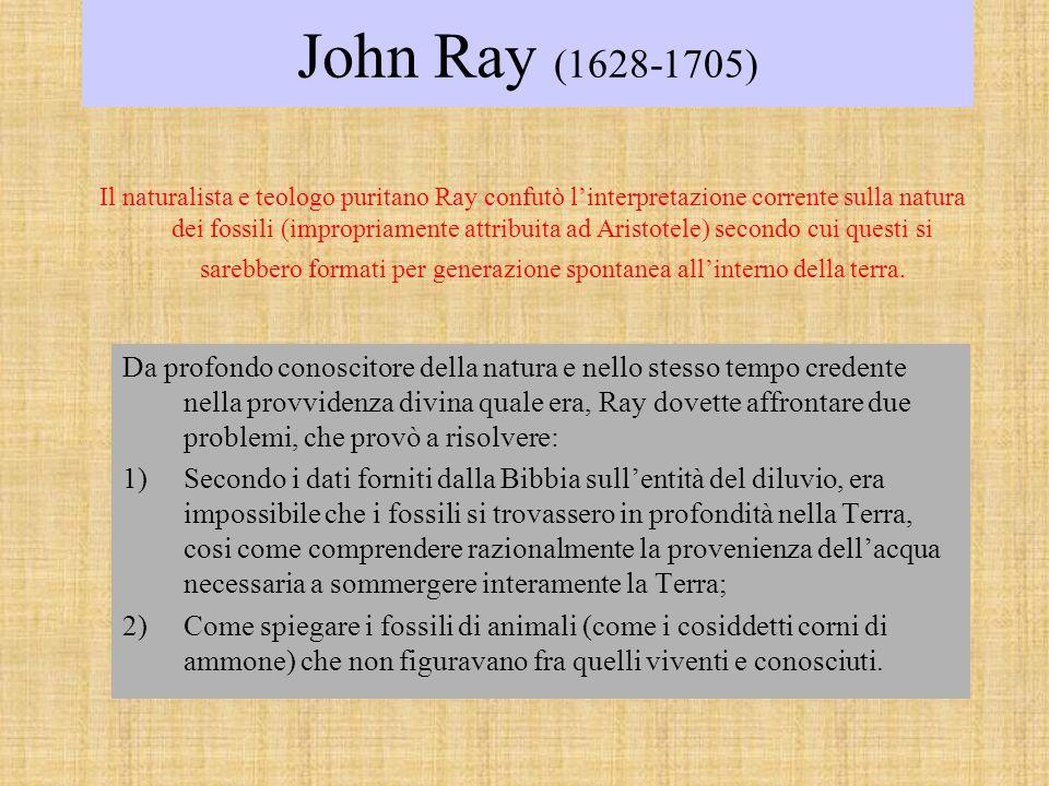 John Ray (1628-1705)